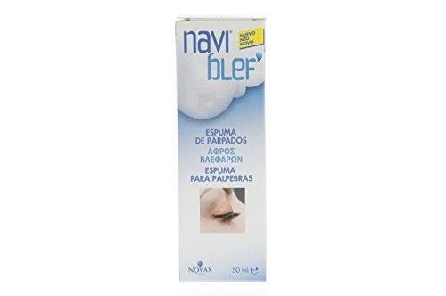 NAVIBLEF ESPUMA LIMP PARP 50 ML