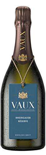 Schloss Vaux Rheingauer Réserve Riesling Brut 2015 extra brut (0,75 L Flaschen)