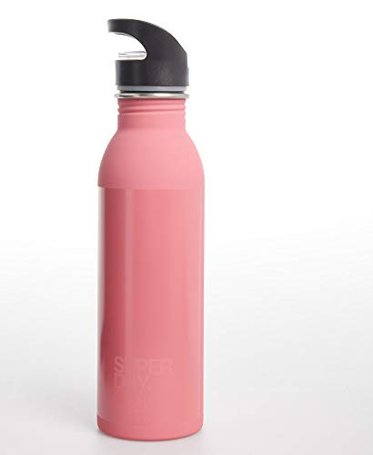 Superdry Super Steel Bottle Hyper Fire Coral Trinkflasche