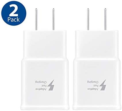 Samsung Adaptive Fast Charging Wall Charger Adapter Compatible with Samsung Galaxy S6 S7 S8 product image