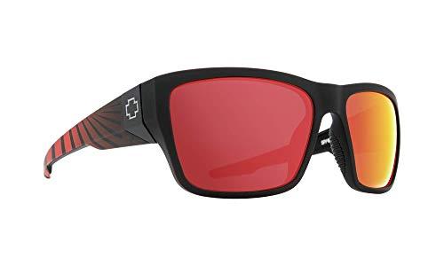 Spy Optic Dirty Mo 2 Wrap Sunglasses, Updated Classic...