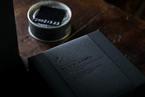 モンマルシェ ブラックレーベル 鮪(まぐろ)とろ ツナ缶