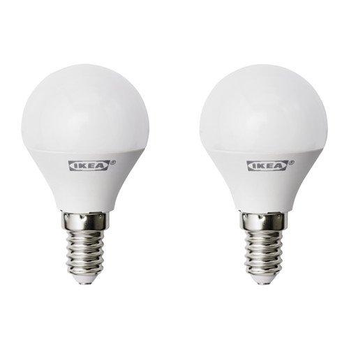 IKEA set van 2 LED-lampen