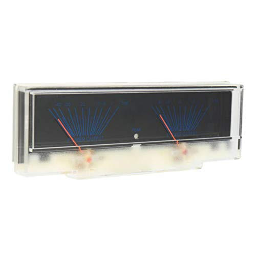 Kit Analógico Vu Meter Probador con Retroiluminación