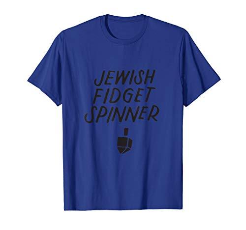 Jewish Fidget Spinner, Funny Jewish Dreidel, Gifts for Kids T-Shirt