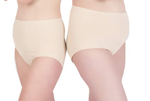 PartumWear High Rise in Ecru. The World's Best Postpartum Underwear Perfectly Patented for...