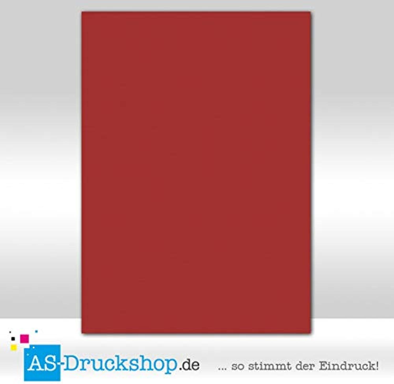 Farbiges Papier Papier Papier Schreibpapier - rot   50 Blatt DIN A4   220 g-Papier B07D5DF8ZZ | Neuer Stil  723419