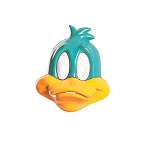 MyPartyShirt Plucky Duck Tiny Toons PVC Mask