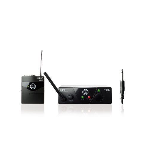 AKG WMS 40 Wireless Instrument System