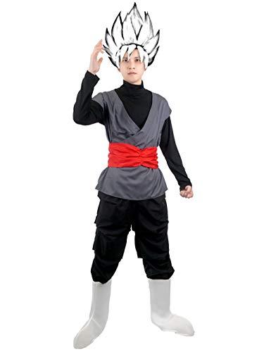CoolChange Disfraz de Goku Black para Cosplay   Disfraz Zamasu   Talla: M