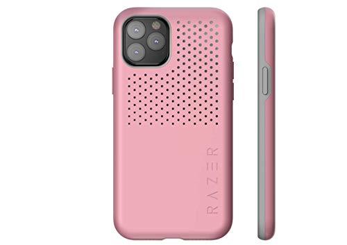 Razer Arctech Pro Quartz - für Apple iPhone 11 (Schutzhülle mit Thermaphene Perfürmance Technologie, zertifizierter Schutz bei Stürzen, verbesserte Smartphone Kühlung), Rosa