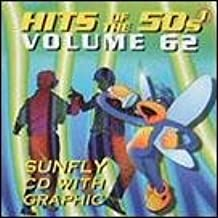 Sunfly Karaoke Hits Volume 62 - 50s Hits (CD+G)