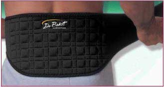 Super Magnetic Back Support Belt From Dr. Bakst Magnetics, Medium