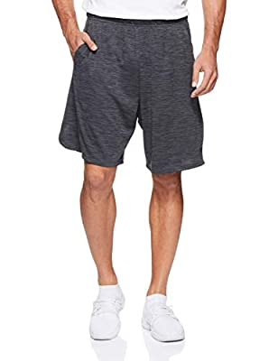 Nike Dri-FIT Men's Training Shorts 9 Inch (Black, S)