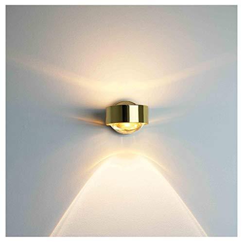 kerryshop Lámpara de Pared Sala de Estar Moderna lámpara de Pared, Pared Ligera for Comedor Pasillo de cabecera Lampara de Pared Exterior