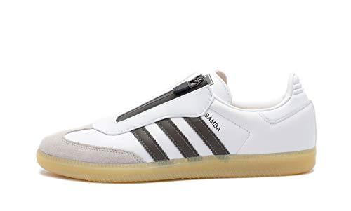 adidas Hombre Samba OG LC Zapatillas Blanco, 38
