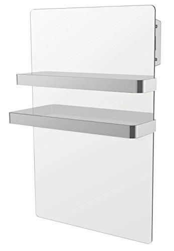 Voltman VOM540023 - Secador de cristal (blán), color blanco