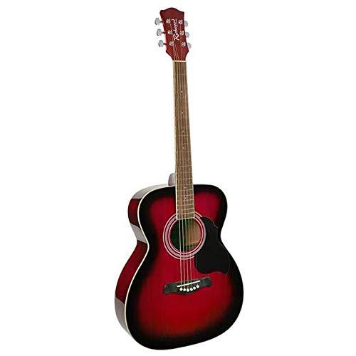 Richwood Artist Series RA12 RS Redburst - Guitarra acústica