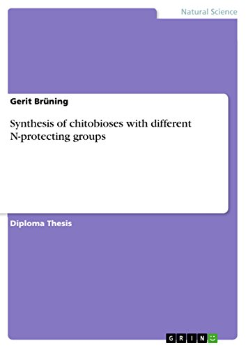 Synthesis of chitobioses with different N-protecting groups (English Edition)