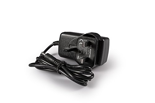 Fusion5 Mains Charger - Ideal for Fusion5 Laptops T90B, T90B+ PRO, T90B+ PRO 64GB, T50, C60B, T70, T80 and T95 Models only (5V)