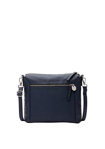 s.Oliver (Bags Damen 39.001.94.2025 Tasche Schultertasche, Navy, 8.5x24.5x27 cm