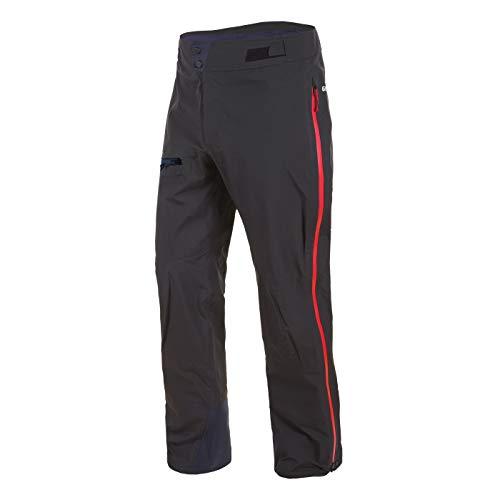 Salewa, Ortles 2 Gtx Pro M Pnt, Pantalone per Montagna, Uomo, Nero, 52/XL