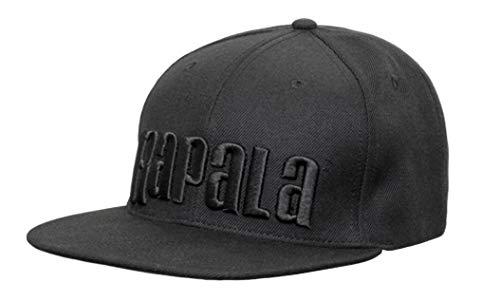 ラパラ(Rapala) ブラック フラット ブリム キャップ RBFBC #ブラック