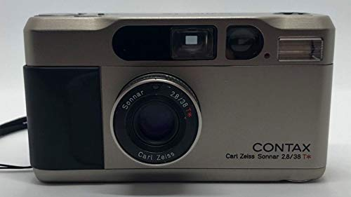 Buy Bargain Contax T2 Silver 35mm Camera
