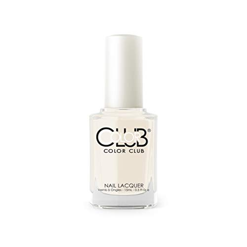 Color Club French Tip Color Club Nail Lacquer .5 Fl Ounce - 15 Ml, 0.5 fluid_ounces
