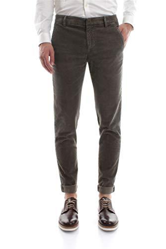 DONDUP Gaubert UP235 VS0012 Pantalone Uomo Mud 30