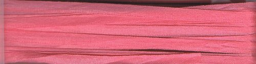YLI Silk Ribbon 4mm Wide x 3m Long Light Dusty Rose 157