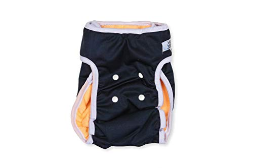 Washable Male Dog Diaper for Male No Tail Hole