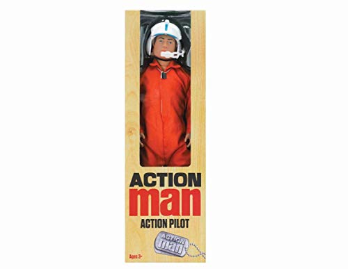 Action Man - Action Pilot - New Limited Edition Figure, Celebrating Three of The Most Popular Figures of All Time!!