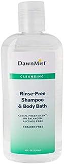 Dawn Mist Rinse-Free Shampoo and Body Bath (2-8 oz Bottles)