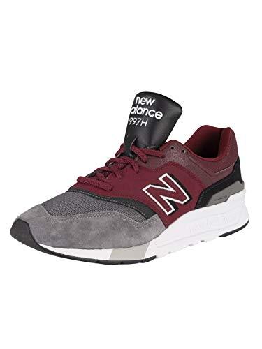 New Balance Herren Sneaker 997H Bordeaux (502) 43