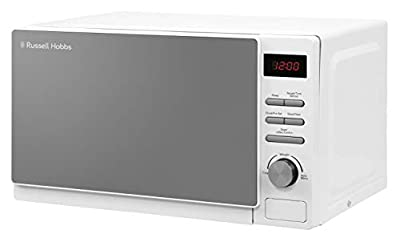 Russell Hobbs Digital 800w Solo Microwave by