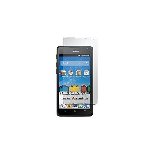 PhoneNatic 6er-Pack Bildschirmschutzfolien matt kompatibel mit Huawei Ascend Y530
