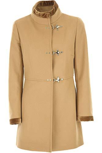 Fay Luxury Fashion Damen NAW50414000SGLC811 Beige Wolle Mantel | Herbst Winter 20
