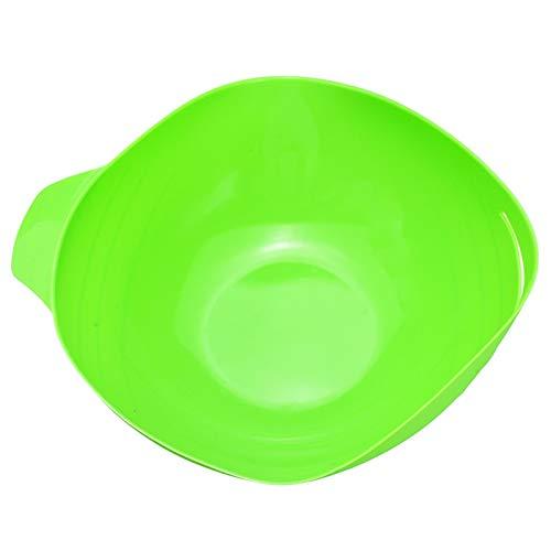 Pan de silicona Cuenco para hornear Resistente al calor Resistente a calor Comida de cocina plegable de tazón MULTI Microondas Horno de horno de vapor Herramienta de cocina Tazón de cocina