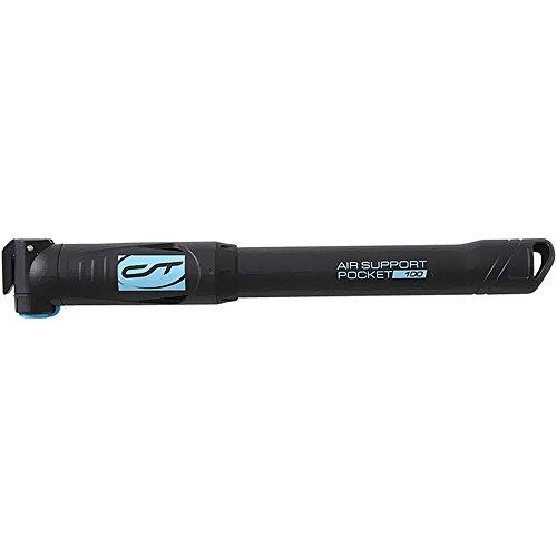 Contec Air Support Pocket Neo 100 Mini Fahrradpumpe - 7 bar blau