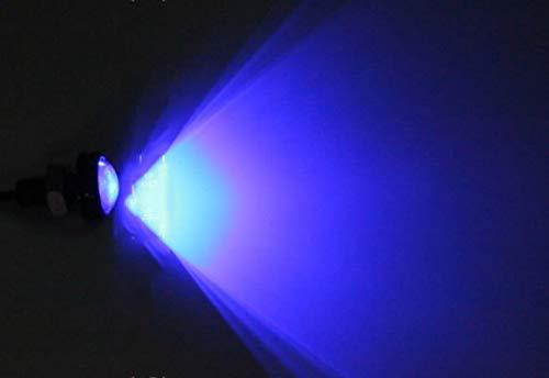 VDT. 4PCS LED Boat Light Waterproof Outrigger Spreader Transom Underwater Troll Marine Dock Night Light
