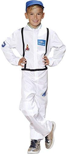 Golden Lutz - Jungen Kostüm Astronautenkostüm   Astronaut   Kinderkostüm (Größe S, ca. 4-6 Jahre)