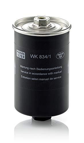MANN-FILTER WK834/1 Filtre à Carburant