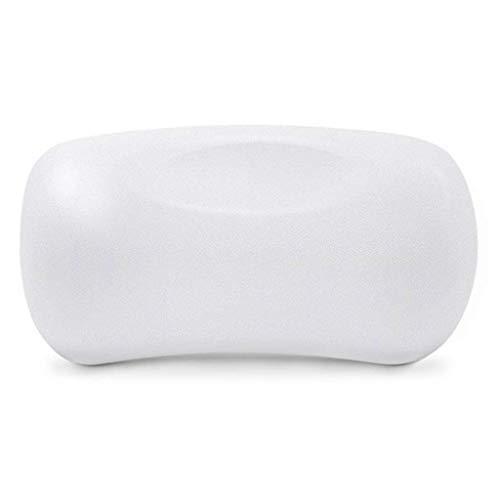 NLRHH Almohada de baño Antideslizante Cabeza de baño Suave Almohadas de baño Impermeable con ventosas fáciles de Limpiar for la Cabeza, Cuello, la Espalda y el Soporte del Hombro (Color: 2 Pieza
