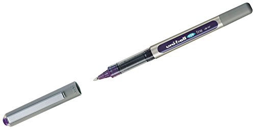 Tintenroller uni-ball® eye fine Strich: ca. 0,4 mm Schreibfarbe: violett