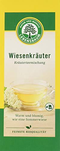 Lebensbaum Kräutertee Im Teebeutel - Wiesenkräuter, 35 g