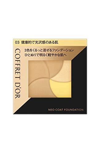 コフレドールネオコートファンデーション0303健康的で光沢感のある肌9g