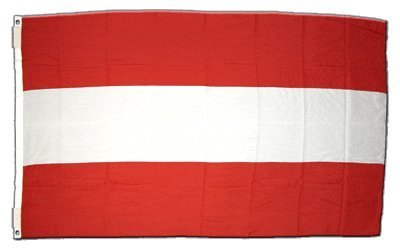 XXL Flagge Fahne Österreich 150 x 250 cm by Flaggenfritze