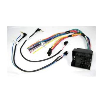 amazon.com: carxtc car radio electronic wire harness and integrated  steering wheel control for installing an aftermarket stereo, fits porsche  cayenne (with quadlock) 2002-2016 (maintains warning chimes): car  electronics  amazon.com