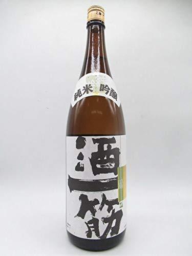 利守酒造『酒一筋 純米吟醸 金麗』